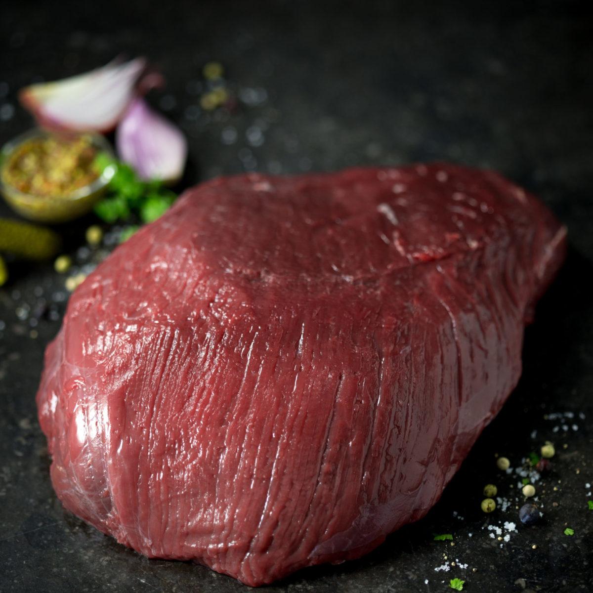 Coeur de rulsteak prolaidis