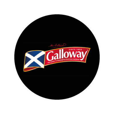 LOGO CHEDDAR GALLOWAY