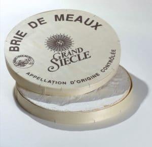 Brie de Meaux aux fruits secs