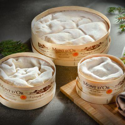 fromage mont d'or campagnes de france